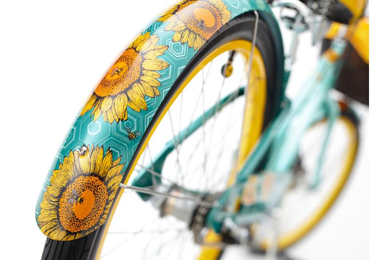 cruiser jalgratas electra honeycomb porilaud