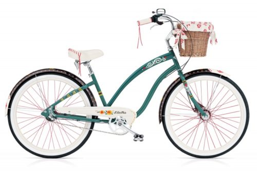 Cruiser Gypsy Forest Green