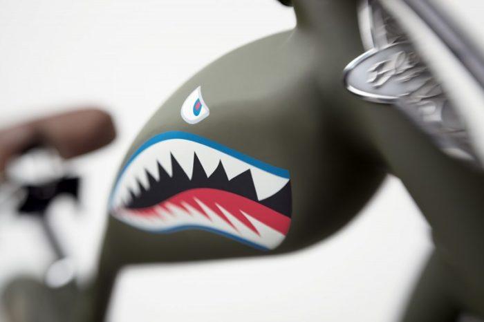 Cruiser Tiger Shark raam