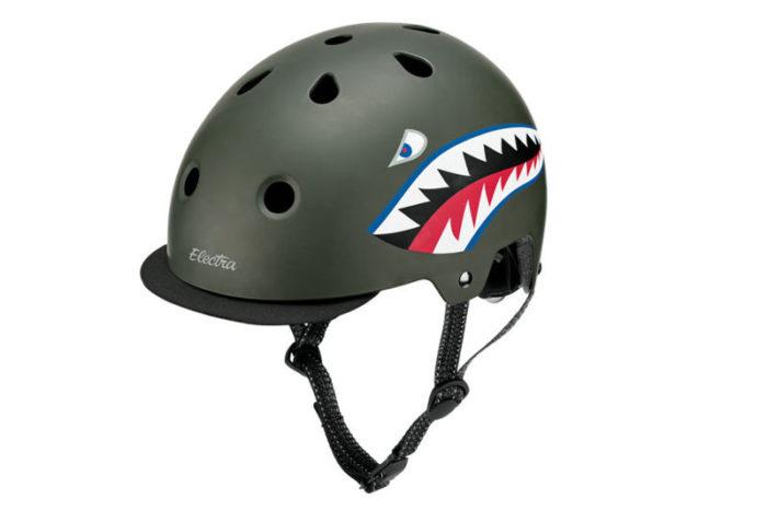 Rattakiiver Tiger Shark