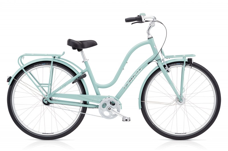 Townie Commute 7i EQ Mineral Blue