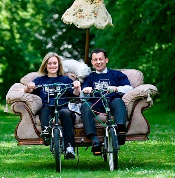 mugav jalgrattasõit