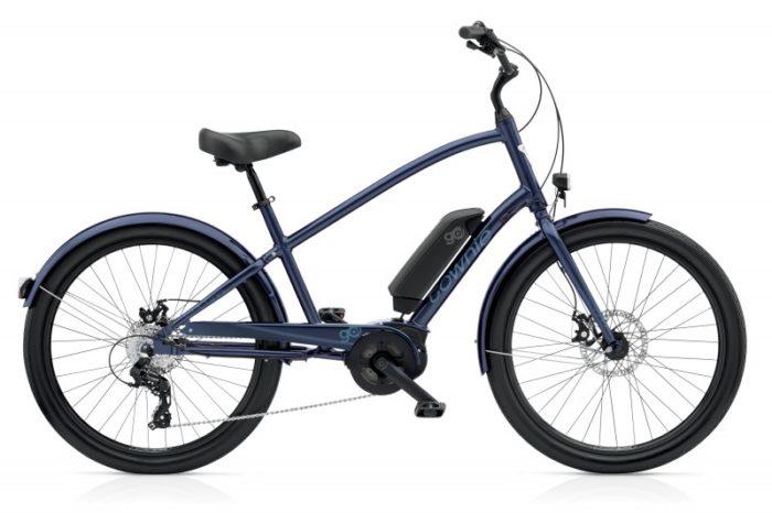 elektrijalgratas Townie Go! 8D Poseidon Blue