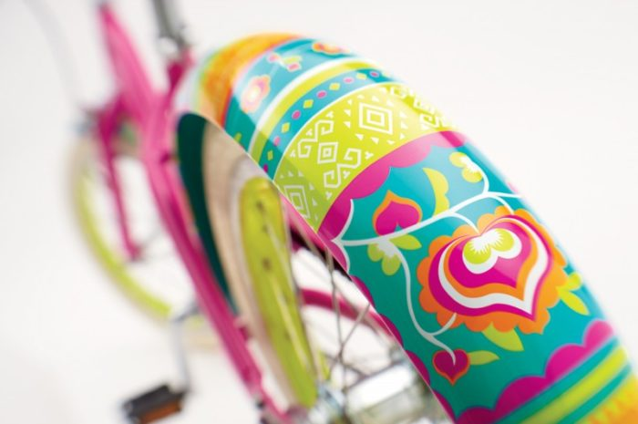 Water Lily tüdrukute jalgratas