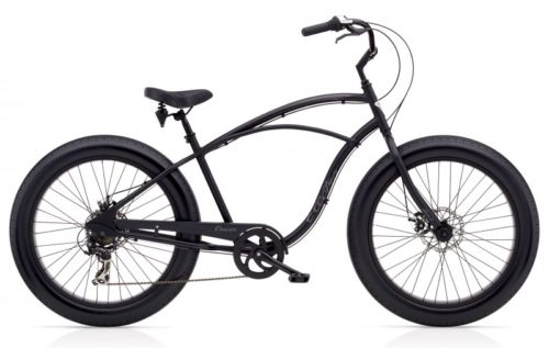 Cruiser lux fat tire 7D
