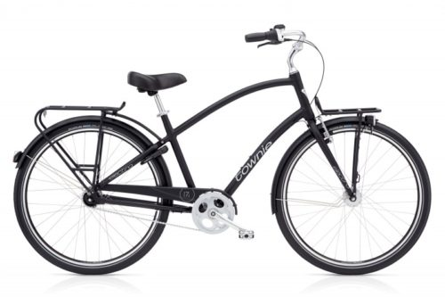 Townie Commute 7i Black Satin