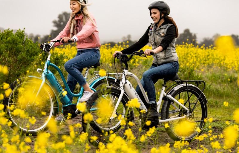 elektrijalgratas electra townie path go 10d lilledes
