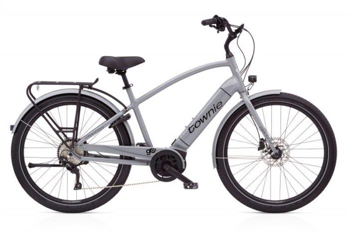 elektrijalgratas electra townie path go! 10d nadro grey