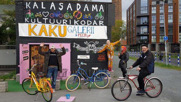 jalgratta hooldus kultuurikodar