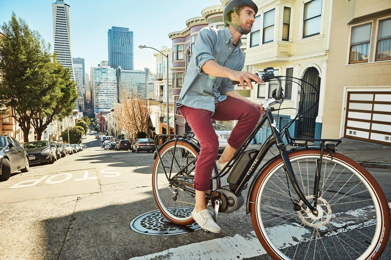 10 põhjust miks sõita elektrijalgrattaga 2