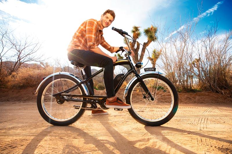 10 põhjust miks sõita elektrijalgrattaga