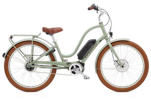 electra elektrijalgratas townie go! 5i eq green tea