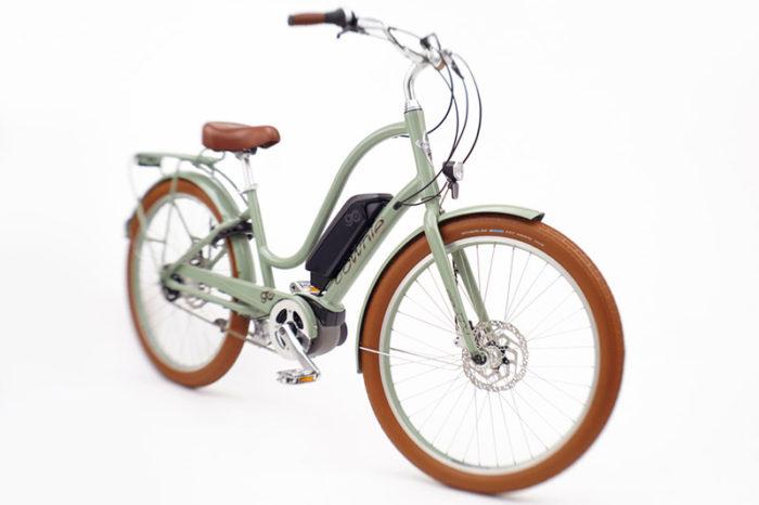 electra elektrijalgratas townie go! 5i eq green tea eest