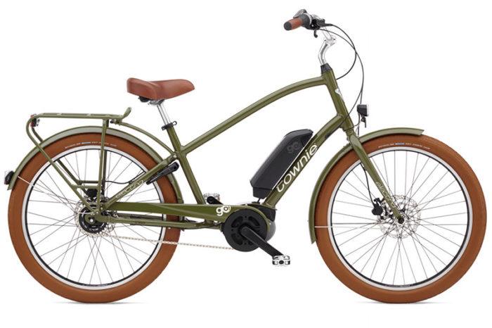 electra elektrijalgratas townie go! 5i eq olive meeste
