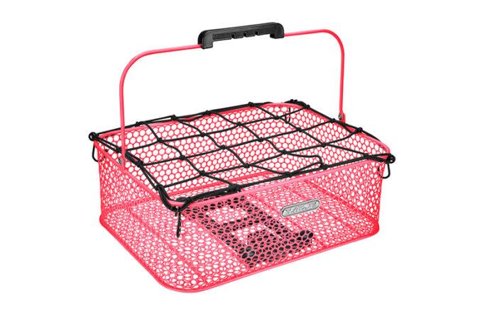 rattakorv pakiraamile MIK electra 5251472 neon pink
